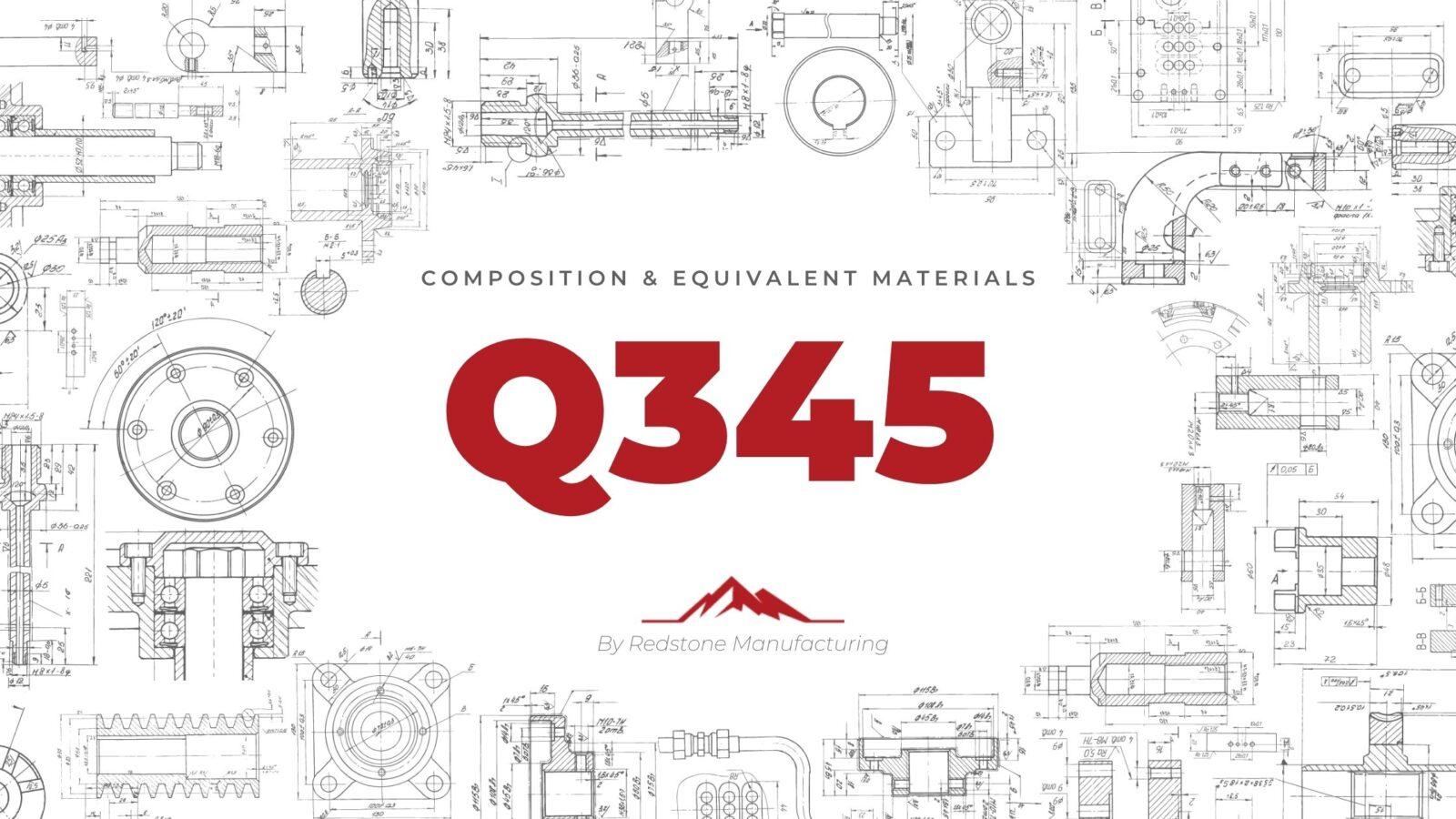 Q345 Equivalent