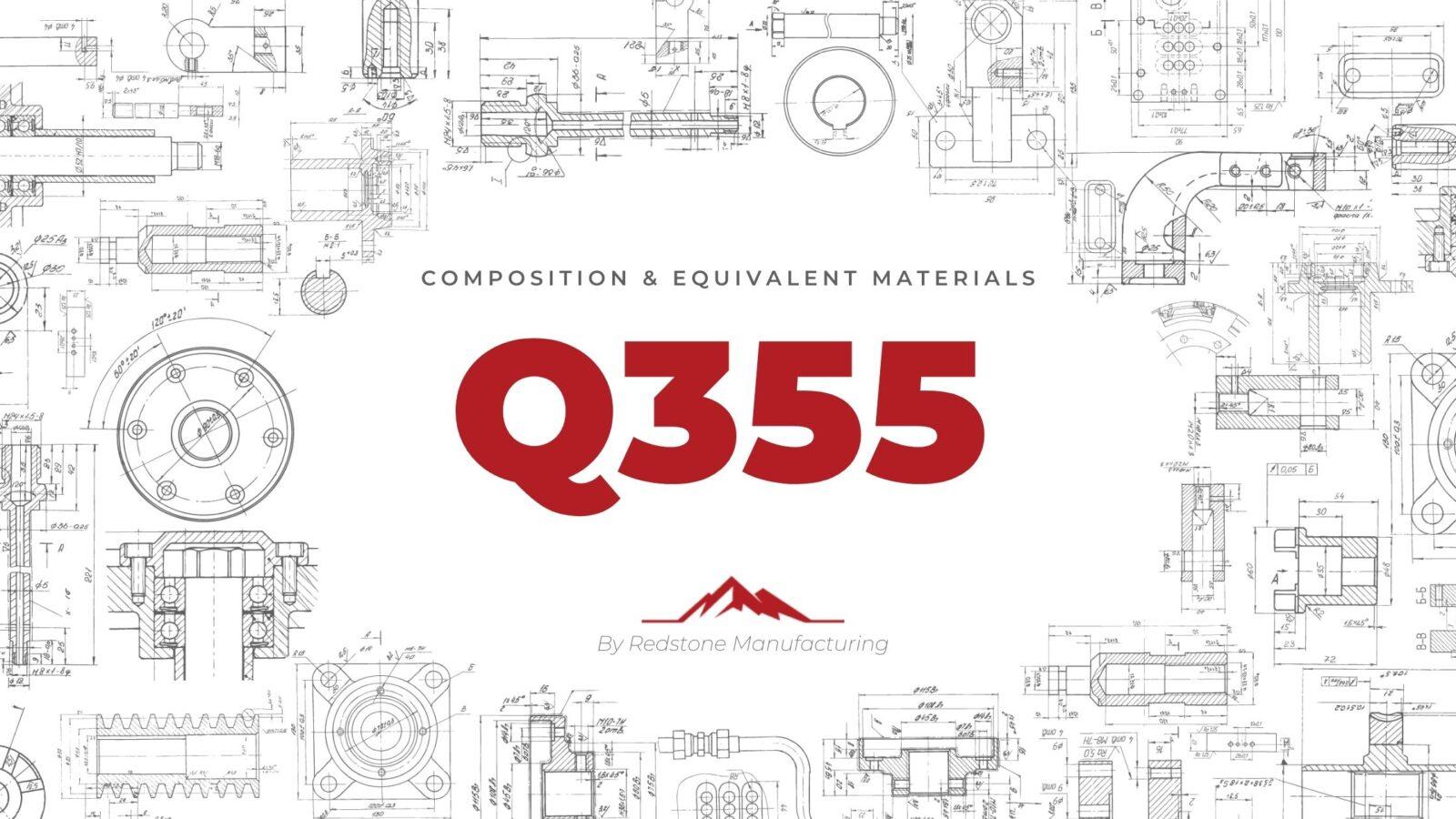 Q355 Equivalent